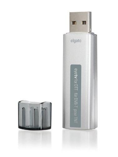 Geniatech EyeTV DTT TV-Tuner Stick für DVB-T (USB 2.0) silber