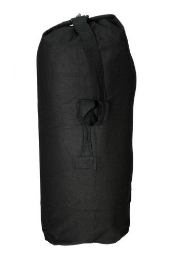 bw-discount , Sacca marinaio nero 95 x 54 cm