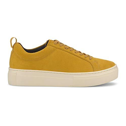 Vagabond 4827 240 ZOE PLAT - Damen Schuhe Sneaker - 84-Ochre, Größe:38 EU