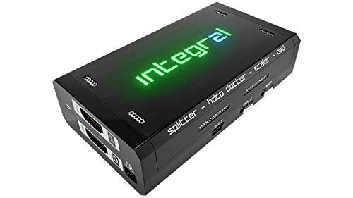 HDFury Integral 2, 4K HDR-Splitter, HDMI Audio-Extraktor, unterstützt Zwei Eingänge