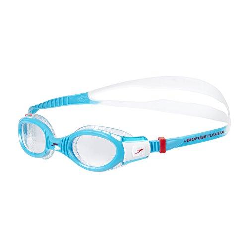 Speedo Schwimmbrille Futura Biofuse, Schwimmbrille für Kinder, , Einheitsgröße