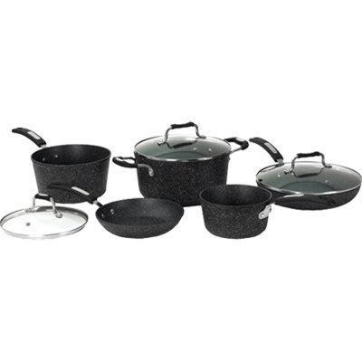 Starfrit 8-Piece Cookware Set