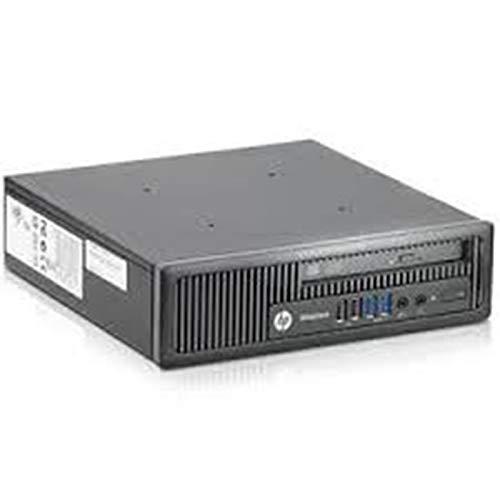 HP EliteDesk 800 G1 SFF Black Desktop PC, Intel Quad Core i5-4570 3.20GHz, 8GB RAM, 256GB SDD with Windows 10 Pro (Reacondicionado)