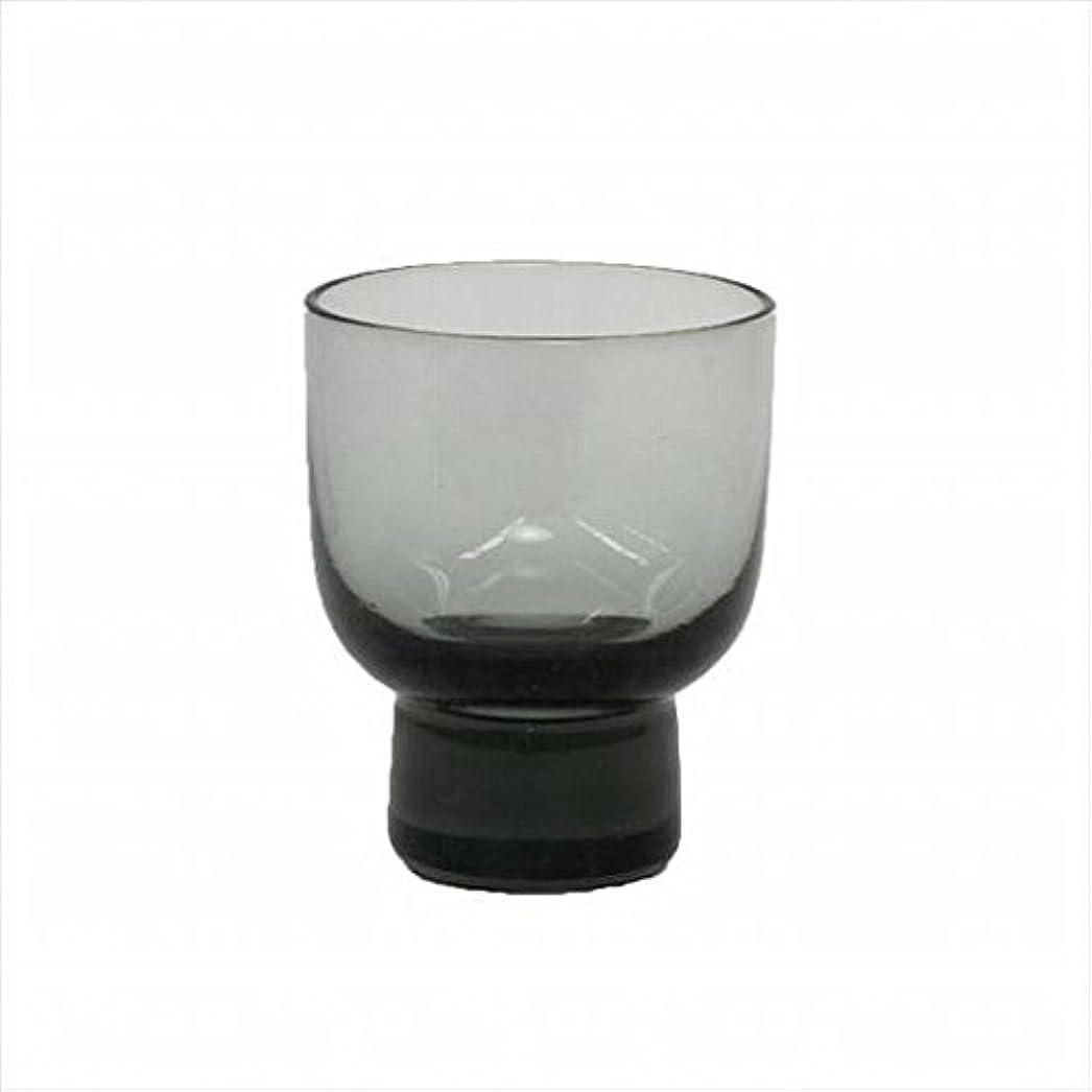 和どこにでも絶対のkameyama candle(カメヤマキャンドル) ロキカップ 「 スモーク 」 キャンドル 58x58x70mm (I8236100SM)