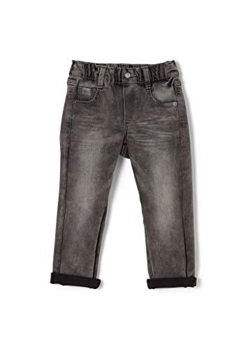 s.Oliver Jungen Regular Fit: Straight Leg-Jeans Grey 104.REG