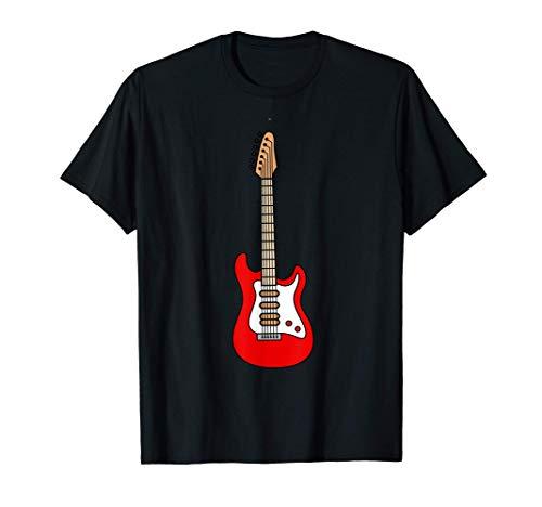 Guitarra Electrica Camiseta