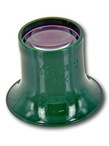Eyepower 311.SK20 - Lente d'ingrandimento a croce per orologiaio