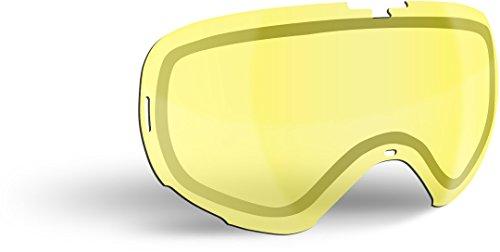509 Revolver Vented Lens - Polarized Yellow