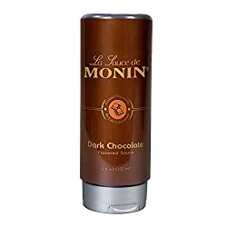 GREAT FOR DESSERTS, COFFEE, AND SNACKS: Dip, drizzle, chew, stir or squeeze – any way you enjoy chocolate, its unparalleled taste is the perfect way to add velvety richness to so many treats. TASTING NOTES: Rich dark chocolate aroma and flavor, cream...