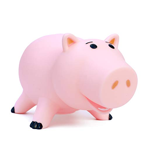 Cute Pink Pig Money Box Plastic Piggy Bank for Kid's Birthday Gift Without Box