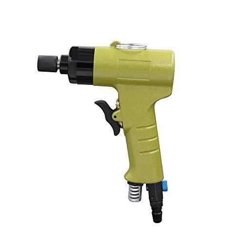 QPLKL Herramienta aérea Destornillador neumático, de Mano 5H Destornillador de la Herramienta neumática, Herramienta de mejoras for el hogar de la carpintería