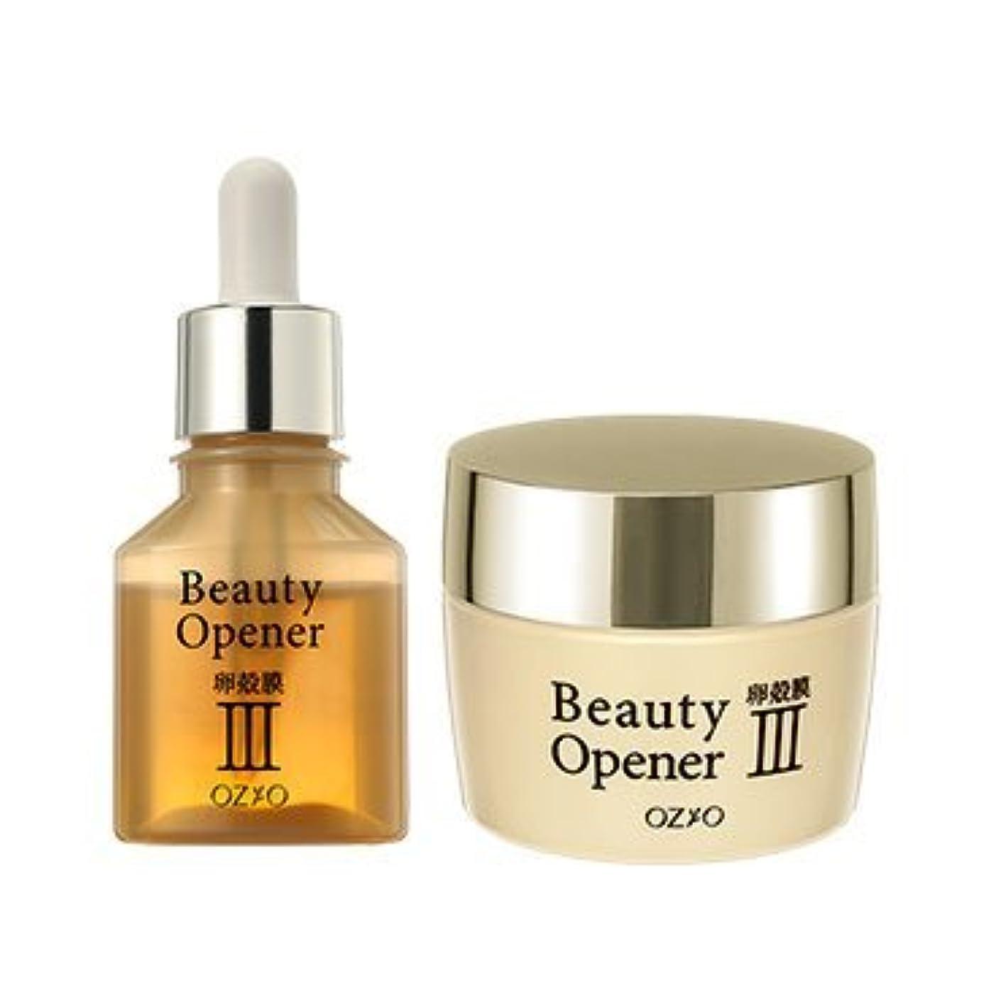 手配する属するレオナルドダビューティーオープナー  導入美容液&オールインワンジェル