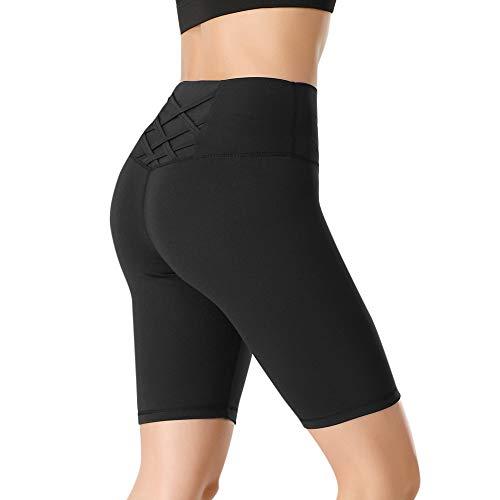 (50% OFF) Lixada Women Yoga Shorts High Waist Push-up Quick Dry Leggings Compression Shorts $12.99 – Coupon Code