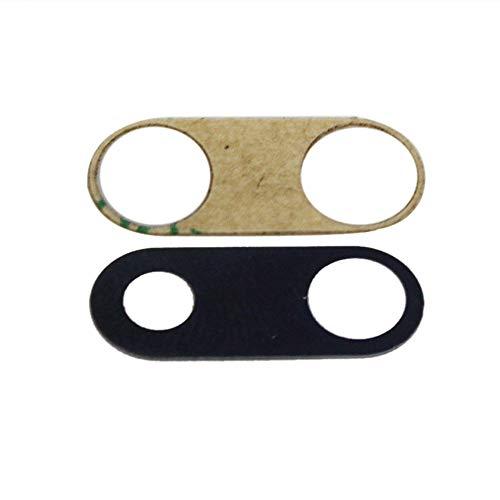 GinTai Reemplaza el adhesivo de cristal de la tapa trasera del objetivo de la cámara para el iPhone 7 Plus 8 Plus.