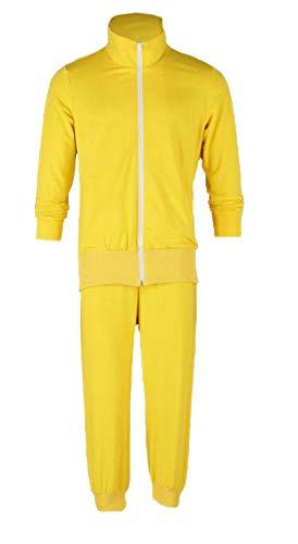 Chong Seng CHIUS Cosplay Costume Outfit for Russian Matryoshka Kagamine Len Version 7 Yellow