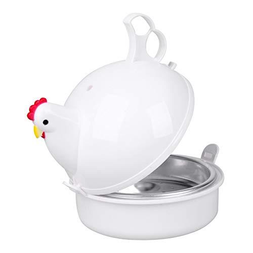 Mothers' Gifts Chicken Shape - Caldera para microondas