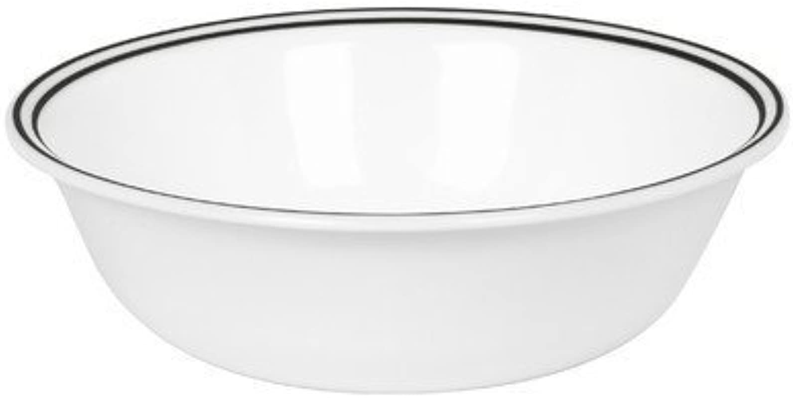 Livingware 18 Oz City Block Soup Cereal Bowl Set Of 6