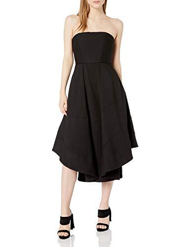 C/MEO COLLECTIVE Damen Beyond Control Dress Kleid, schwarz, Mittel