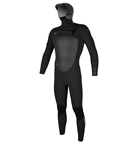 O'Neill Wetsuits Mens 5/4 mm Superfreak F.U.Z.E. Zip Full Suit
