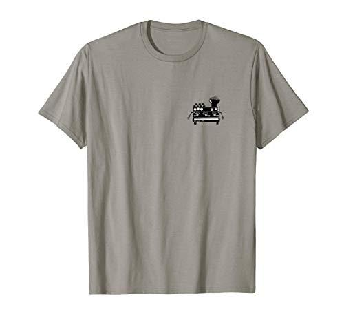 Cafetera Espresso Barista Camiseta