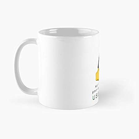 Orange Head Roald Coffee Mug Classic