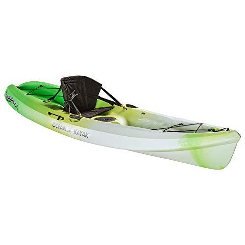 Ocean Kayak Scrambler 11 One-Person Sit-On-Top Recreational Kayak,