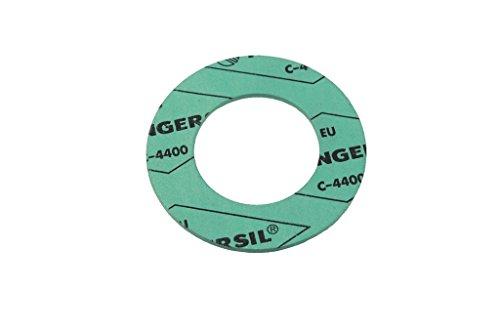 10 Pack | DIN-Dichtungen | Klingersil® C-4400 | Stärke: 2,0 mm | DIN 2690
