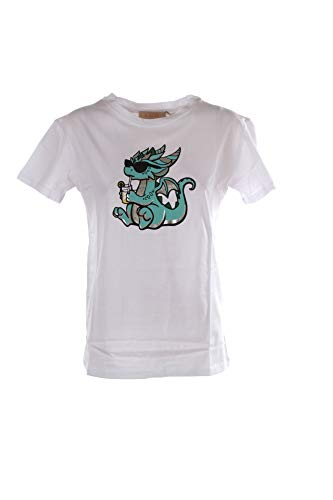 KAOS JEANS T-Shirt Donna XL Bianco Mpjmi008 1/20 Primavera Estate 2020