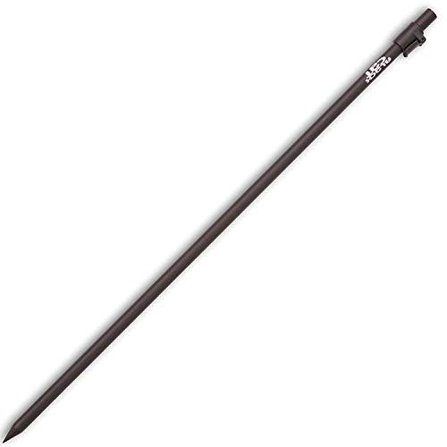 Black Cat 115cm 200cm Bankstick, schwarz, 115-200 cm