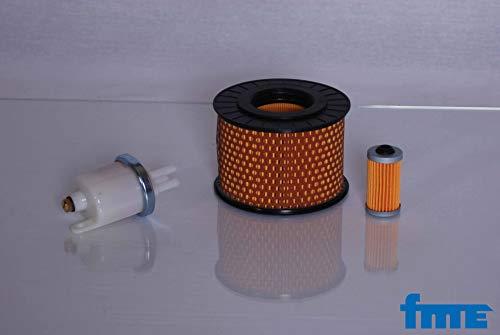 Filterset Bomag BP 18/45-D2 Motor Hatz 1B20-6 Filter