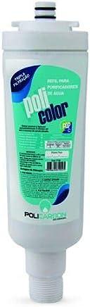 Refil Filtro Policarbon Policolor Purificador Colormaq