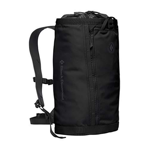 Black Diamond STREET CREEK 24 - robuster Rucksack im Haulbag-Design, 24 L, Black