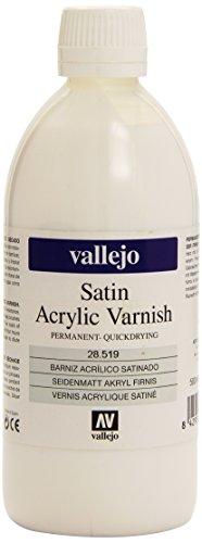 Liquid Varnish - 500ml Satin