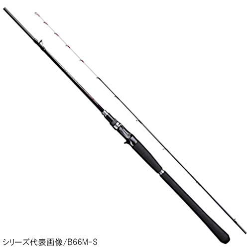 シマノ(SHIMANO) エギングロッド ソルティーアドバンス メタルスッテ B66MH-S