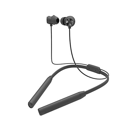 Baoniansoo Sports Bluetooth Headset, Magnetic Absorption, Neck-Mounted Ergonomics, with Microphone, Wireless Gaming Universal for Boys and Girls