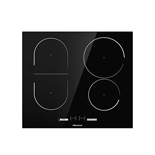 Hisense I6433C - Piano Cottura a Induzione, 4 Zone di...