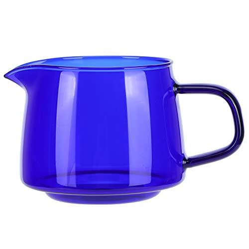 Tetera, taza para compartir con aislamiento térmico, duradera, práctica, 300 ml para oficina, accesorios de café para vasos para el hogar(blue)
