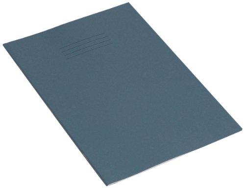 RHINO A4 5 mm kwadraty 48 stron zeszyt z ćwiczeniami - jasnoniebieska osłona (opakowanie 10 sztuk)
