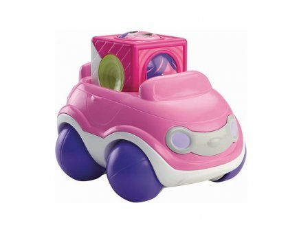 Fisher-Price - Cabriolet Bloc / Roller Cube 6-36 Mois