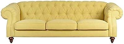 Confort24 Kate Sofa Chaise Longue 3 plazas Esquinero Derecha ...