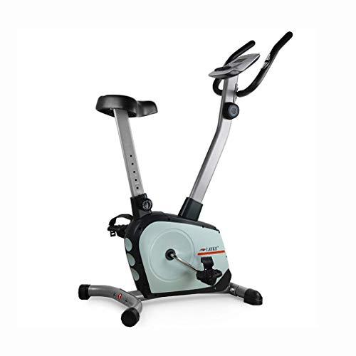 ZGQA-AOC Aptitud bicicleta de spinning en casa de la bicicleta de control magnético de ejercicio en bicicleta ultra silencioso interior de la bicicleta deportiva ejercicio en bicicleta (Color: azul, t