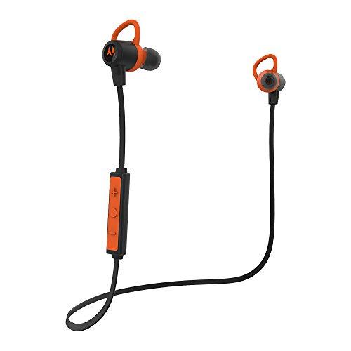 Motorola SH002A VerveLoop+ Super Light, Waterproof, Wireless Stereo Earbuds