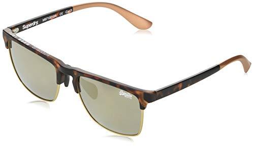 Superdry FIRA gafas de sol, Rubberised Tort, OS para Hombre