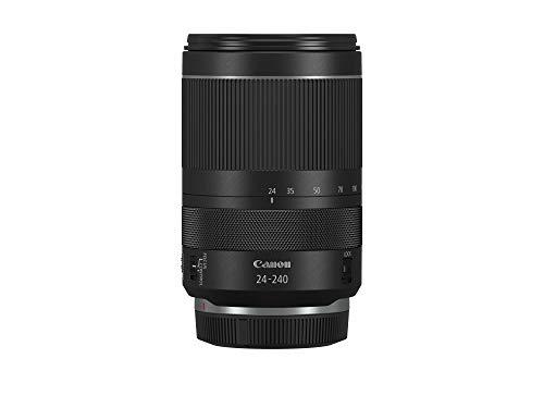 Canon RF 24-240mm F4-6.3 IS USM (72 mm Filtergewinde) schwarz
