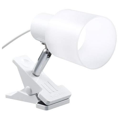 YAZAWA(ヤザワコーポレーション) LED 3W インテリアクリップライト ホワイト・Y07CLLE03N14WH 1073969