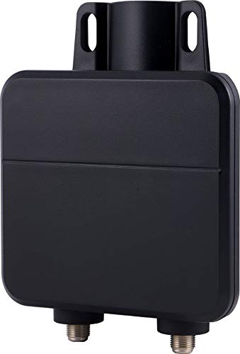 tv antenna amplifier walmarts Onn ONA17CH003 outdoor antenna amplifier - Black