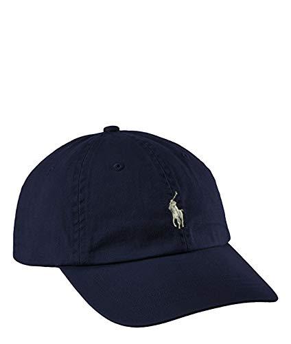Luxury Fashion | Ralph Lauren Heren 710548524006 Donkerblauw Katoen Hoeden | Seizoen Permanent