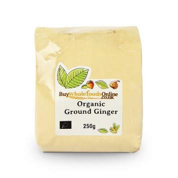 Buy Whole Foods Organic 250g Max 79% online shop OFF Ginger Ground