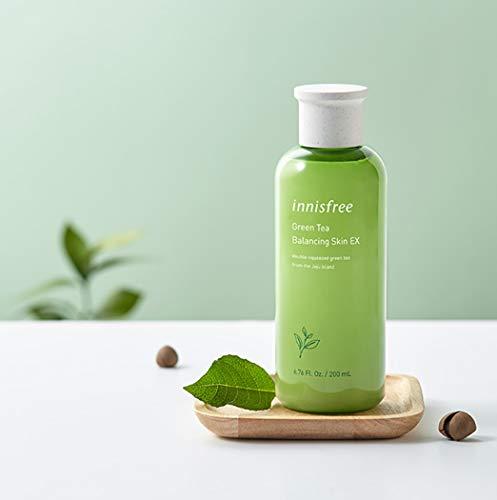 イニスフリー(innisfree)グリーンティーバランシングスキン化粧水