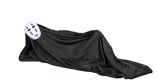 『カオナシフルセット マスク&ロング手袋付き コスチューム フリーサイズ』の3枚目の画像